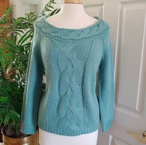 Altar'd State Braided Sweater